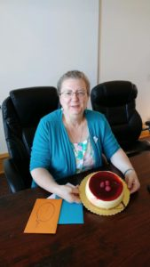 Blog - Marla With Cake